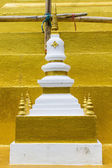 The architecture of Juramanee pagoda model — Стоковое фото