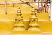 Phra That Doi Tung Pagoda Model — Stock Photo