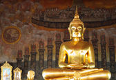 Buddha statue in Wat-Thai , Thailand  — Stock Photo