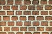 Texture di muro vecchio mattone — Foto Stock