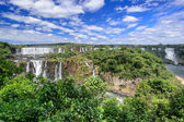 Igauzu waterfall, Brazil  — Stock Photo