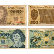 Stock Photo: Five hundred and thousand zloty, Polish Public Republic
