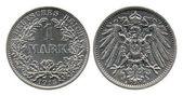 One mark, German Empire, 1915 — Stock Photo