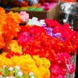 Colorful flower in market in Thai — Stock Photo
