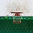 Basketball hoop — Stock Photo #38205177