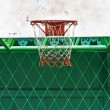 Basketball hoop — Stock Photo #38205391