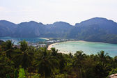 Beach,phuket province,south of thailand — Stock Photo