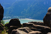 Beach,phuket province,south of thailand — Foto Stock