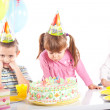 Kids birthday party — Stock Photo #39119853