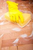 Reinigung und Hausarbeit — Stockfoto