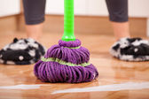 House cleaning — Stock Photo