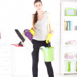 House cleaning — Stock Photo #39192577