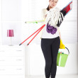 House cleaning — Stock Photo #39193251