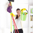 House cleaning — Stock Photo #39194029