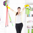 House cleaning — Stock Photo #39194291