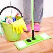 House cleaning — Stock Photo #39197431