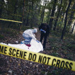 Crime Scene Investigation — Stock Photo #39222673