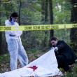 Crime Scene Investigation — Stock Photo #39222957