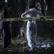Crime Scene Investigation — Stock Photo #39440867