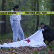 Crime Scene Investigation — Stock Photo #39440919