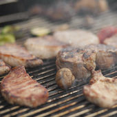 Grill barbecue — Photo