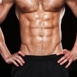 Muscular Male Torso. — Stock Photo #35165761
