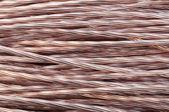 Copper metals — Stock Photo