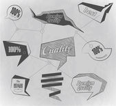 Chalk design — Stock Vector