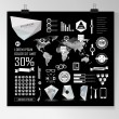 Set elements of infographics — Stock Vector #37352257