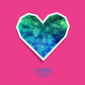 šťastný valentines den — Stock vektor
