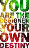 Quote Typographical Background, vector design. — Vettoriale Stock