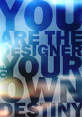 Fondo comillas tipográfica, diseño vectorial. — Vector de stock