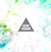 Hipster background — Vector de stock