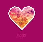 счастливый день святого валентина — Cтоковый вектор