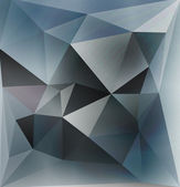 Abstract modern background with polygons design — Stok fotoğraf