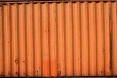 Caixa de contêiner — Fotografia Stock