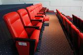Židle divadlo — Stock fotografie