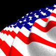 USflag background — Stock Photo #39491377