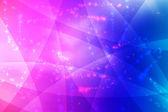 Abstact púrpura y azul — Foto de Stock