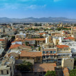 Aerial view of Nicosia — Stock Photo