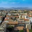 Aerial view of Nicosia — Foto de Stock