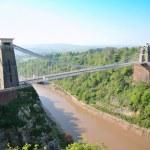 Clifton Suspension Bridge — Stock Photo