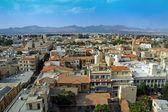 Aerial view of Nicosia — Stock Photo