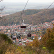 Stock Photo: Funicular - view