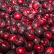 Delicious ripe juicy plums at local market — Stock Photo #35778533
