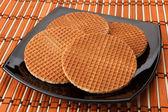 Holland Waffles — Stok fotoğraf