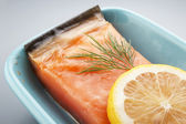 Red trout — Stock Photo