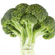 Stock Photo: Broccoli floret