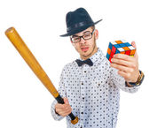 Creative problem solving — Stock Photo