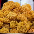 Stock Photo: Group of crisp fried noodles